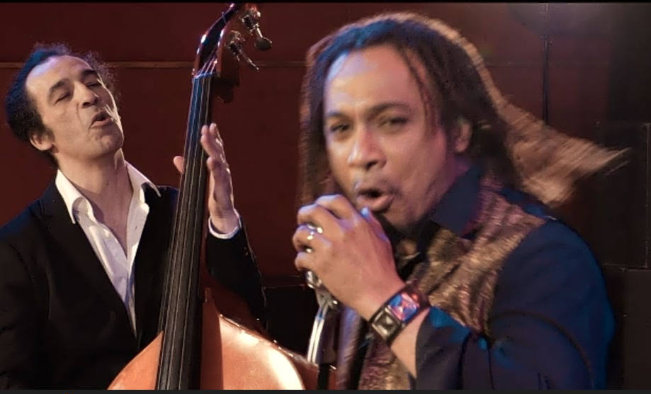 """Latin Jazz session Jérôme Auguste Charlery the """"Jazzman in the place for Don Oliver"""""""
