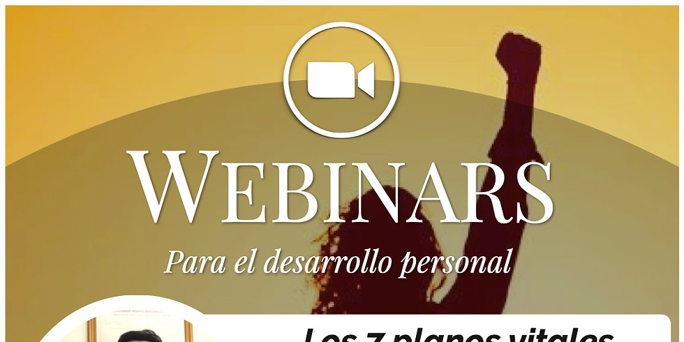 Webinar: Los 7 planos vitales.  #3. Afirmación personal