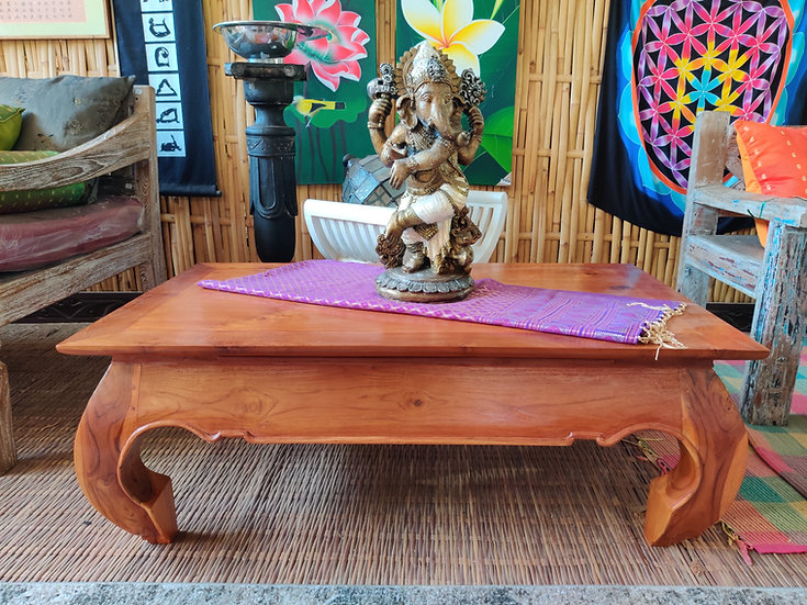 Timber Opium Coffee Table
