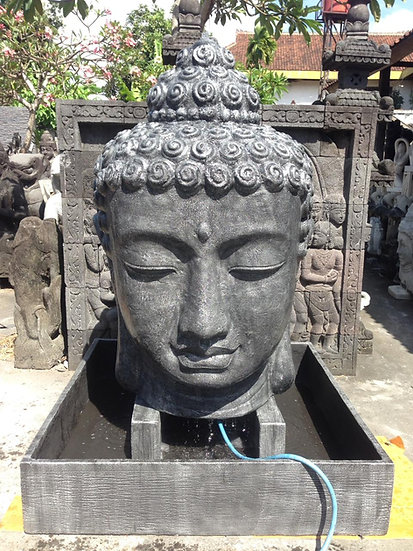 PREORDER - Buddha Head Water Feature