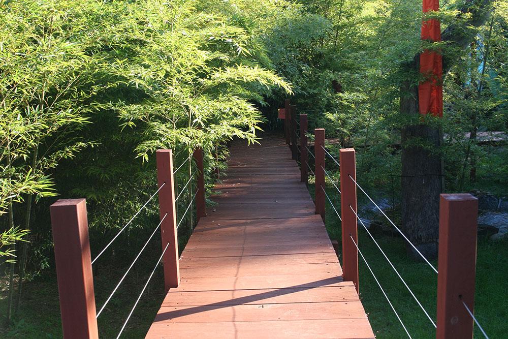 Bali Garden Bridge 2