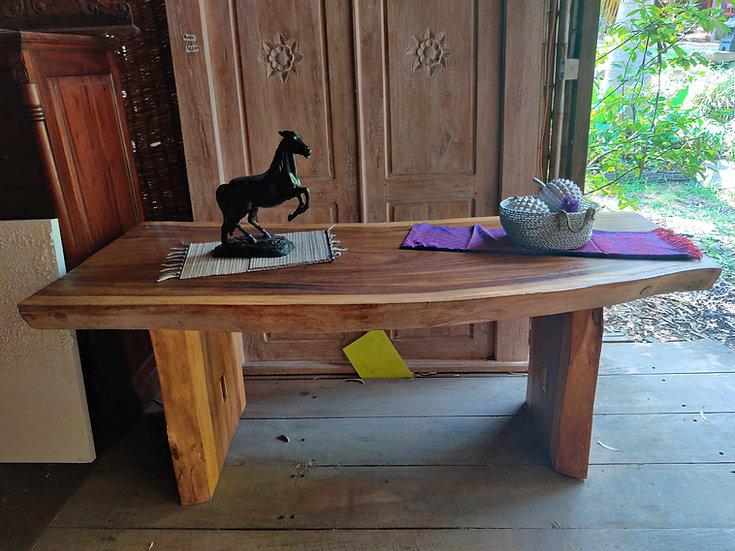 Solid Hardwood Table/Desk