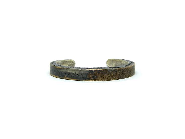 Dark matter cuff bracelet