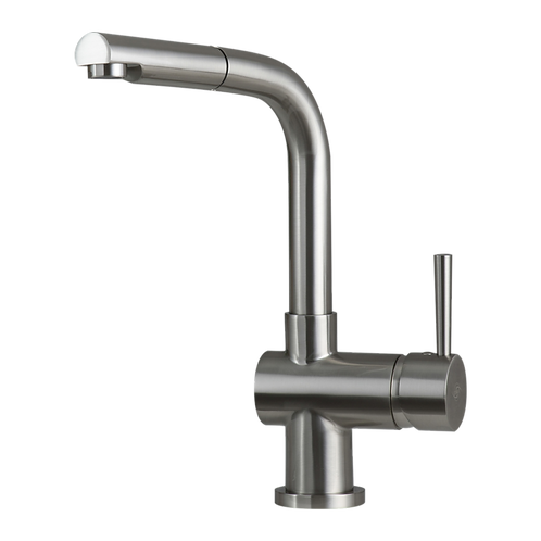 INGLE HANDLE PULL OUT KITCHEN FAUCET