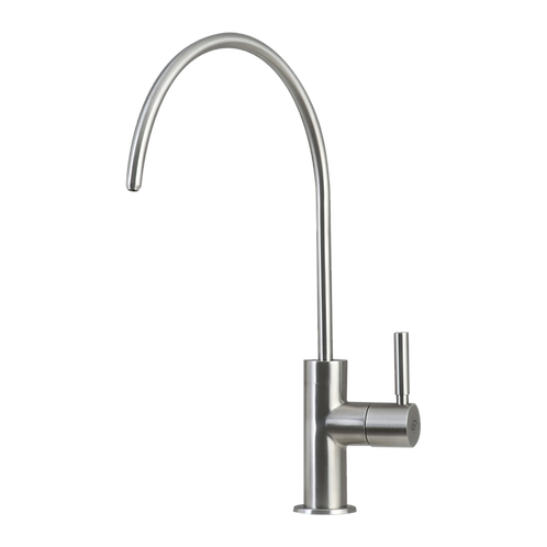 DRINKING WATER FAUCET, STAINLESS STEEL BODY