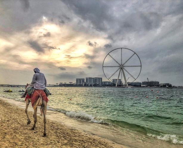 Jumeirah Sunset