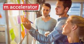 M Accelerator Startup Business Program