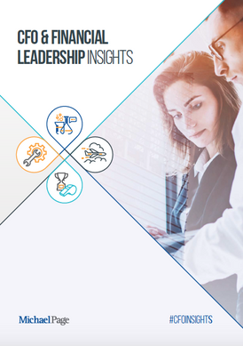 CFO and Financial Leadership Insights - Michael Page Global