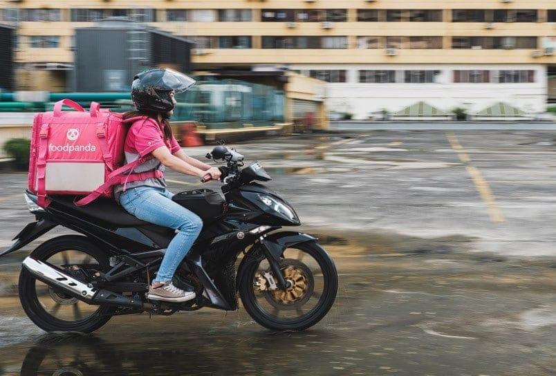 foodpanda-partner-lady-driver-riding-a-m