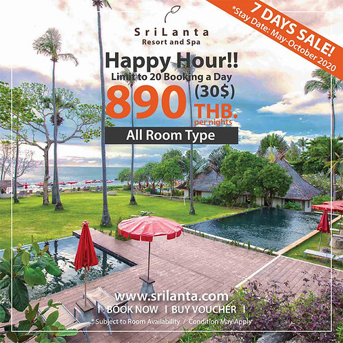 7 Days Sale (May-Oct 2020) Buy Voucher