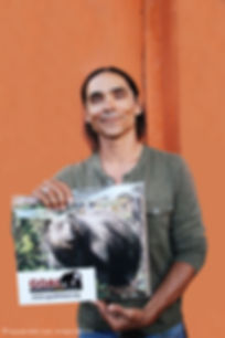 Zahn McClarnon - Mathias in Longmire - supports GOAL Tribal Coalition's fight for endangered grizzly bears