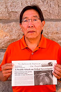 Hopi Tribal Chairman Herman Honanie is against delisting endangered grizzly bears