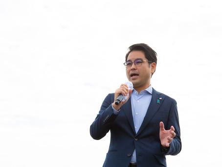 6/18(火)「やすおか宏武 草牟田小学校区 囲む会」を開催します。