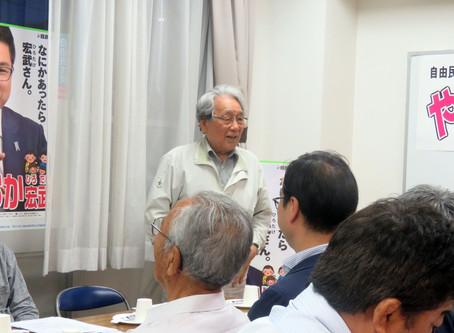 5/20(月) 玉江小学校区語る会のご報告