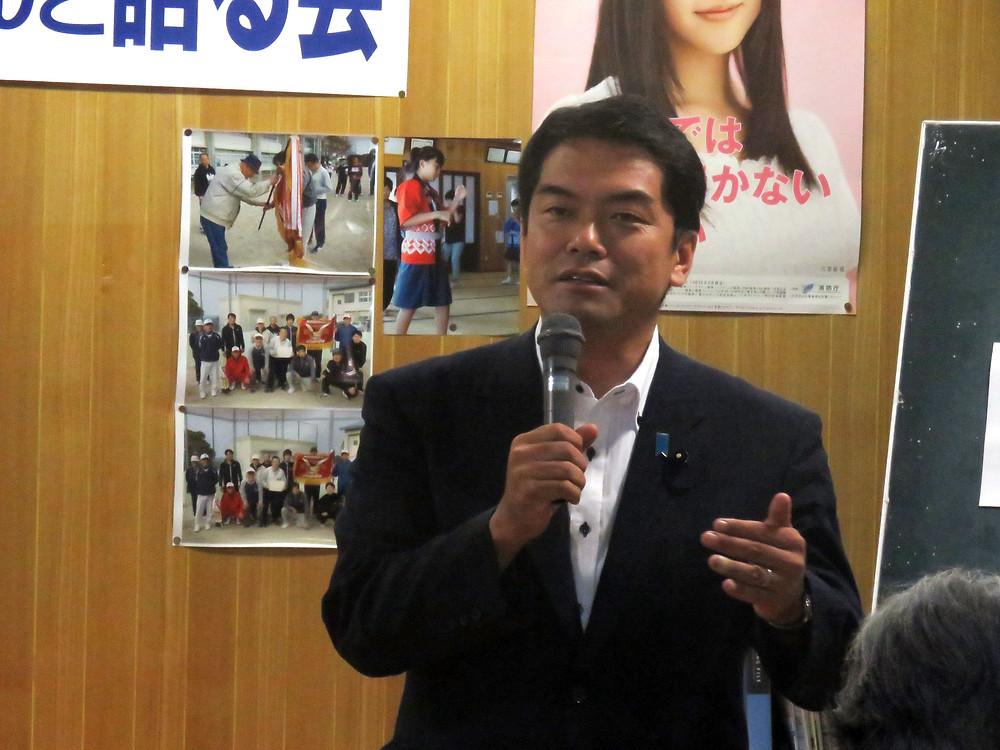 藤崎 たけし 鹿児島県議会議員