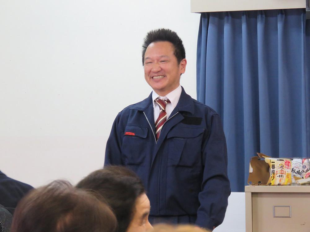 杉尾ひろき市議