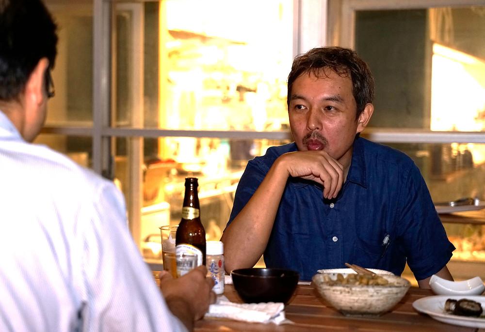 川畠さんのこれからの展望を聞かせていただきました。