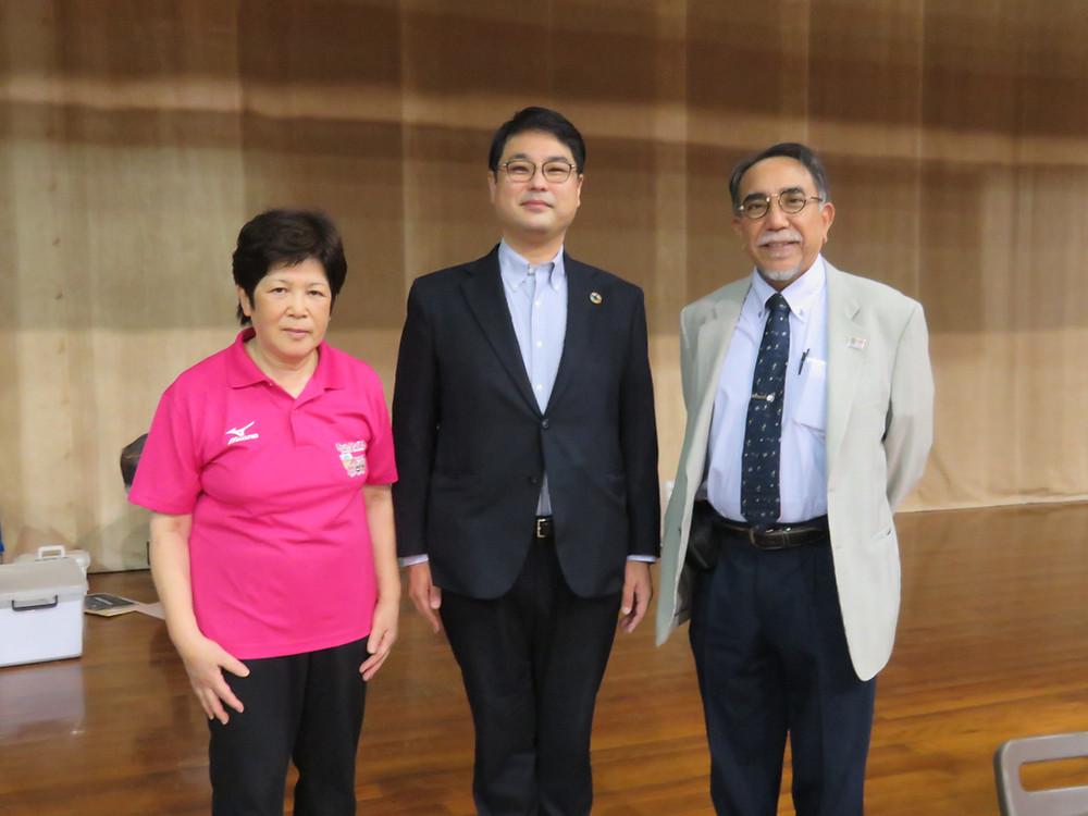 やすおか宏武 南日本レディース卓球大会
