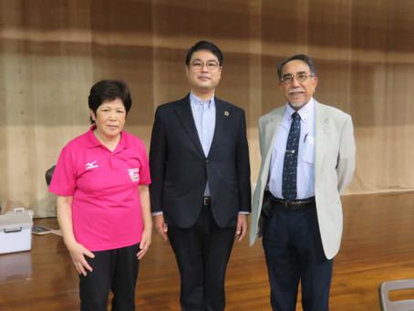 南日本レディース卓球大会