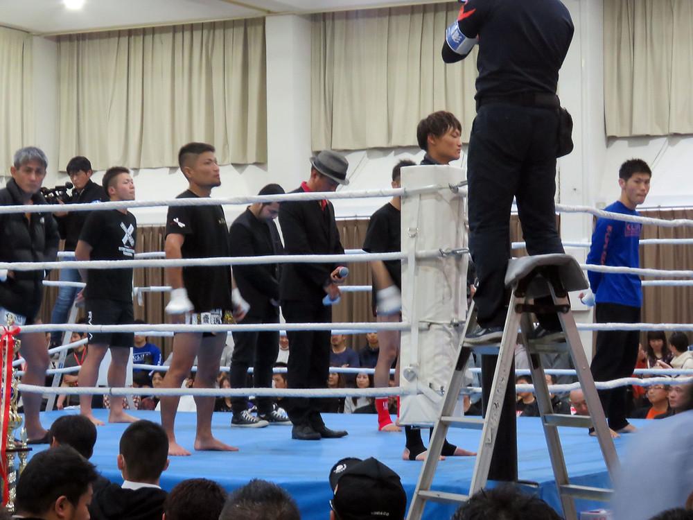 LAG ION☆キックボクシング