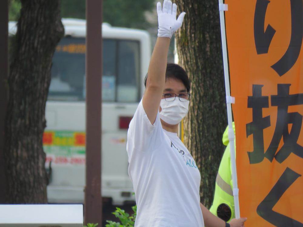 やすおか宏武 選挙が近いからなのか?