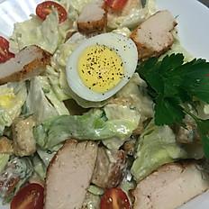 Salata Cezar cu Piept de Pui (Chicken Caesar Salad)