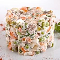 Salata de Boeuf (Olivie)