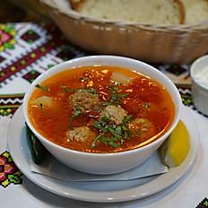 Supa de Perisoare