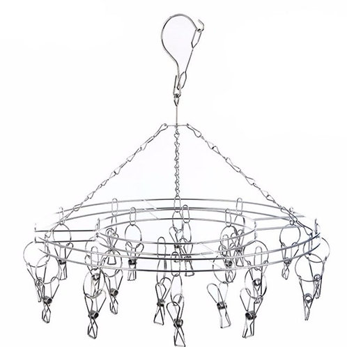Round Stainless Steel Drying Rack