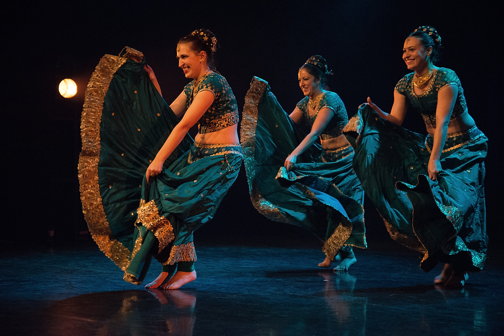 Bollylicious voorstelling Bombay Express