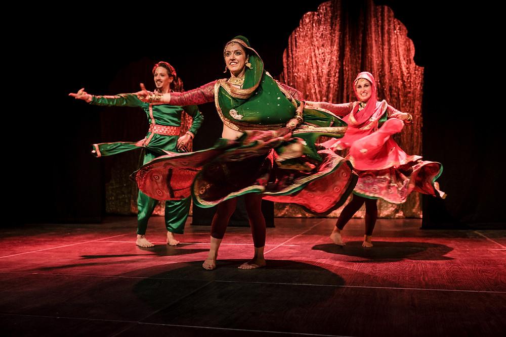 Bollylicious voorstelling Sitara