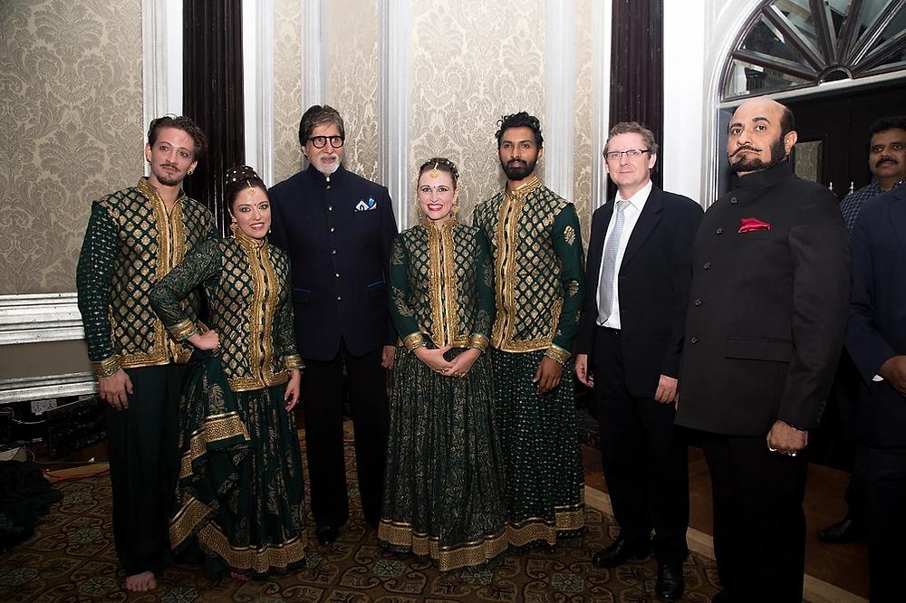 Bollylicious met Amitabh Bachchan