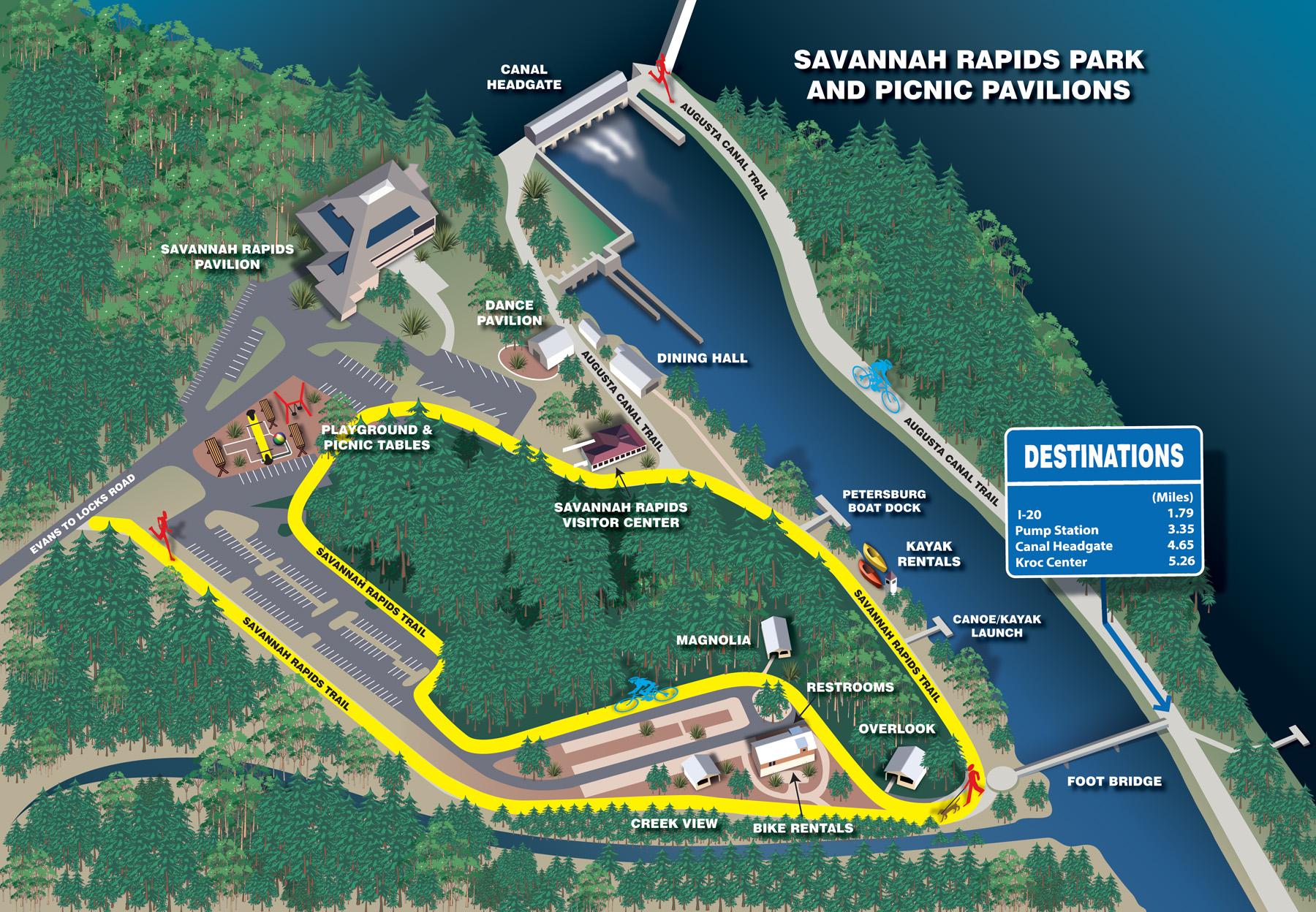 Savannah Rappids Park