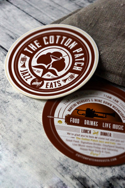 Cotton Patch Coasters