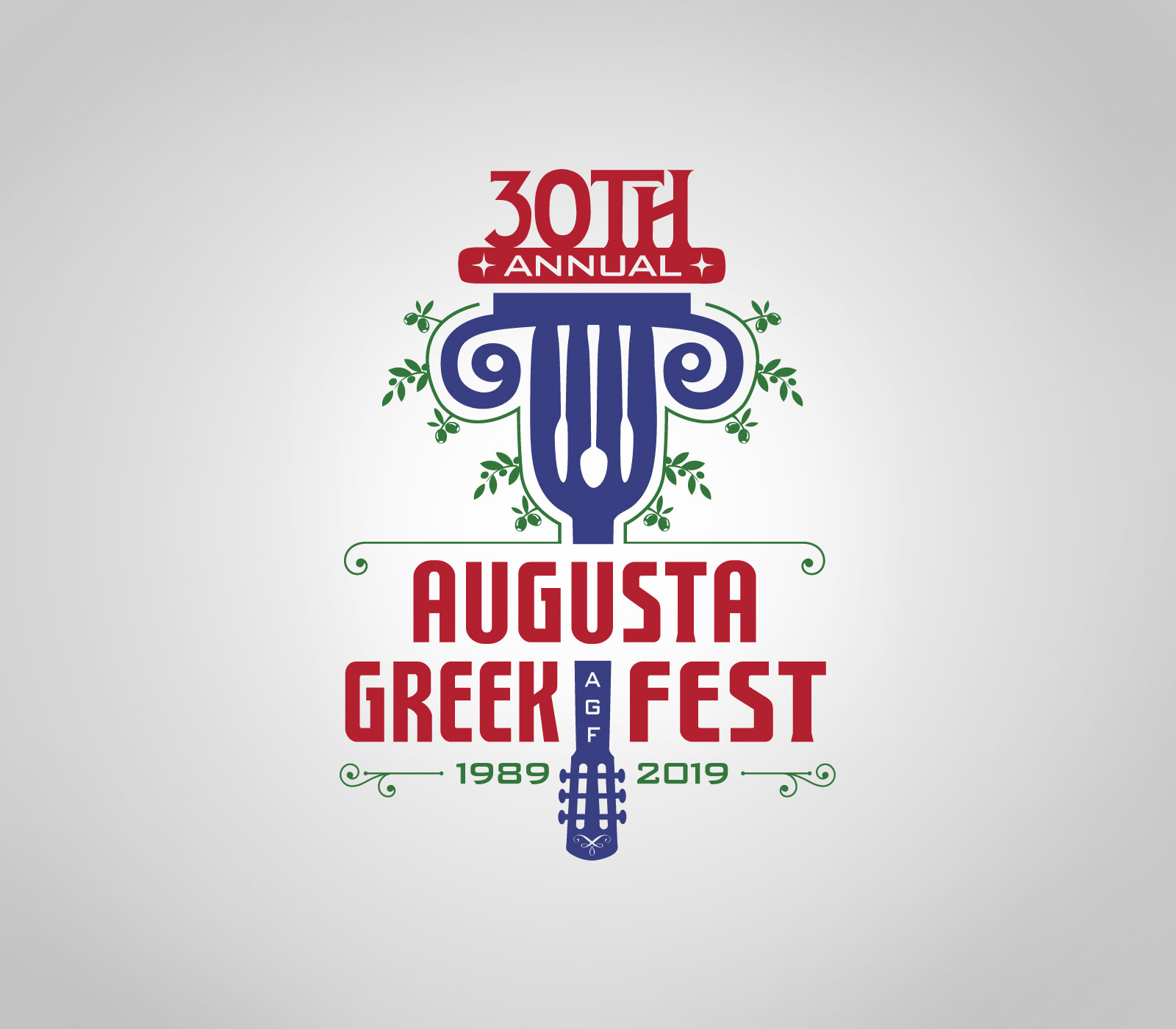 30th Anniversary Augusta Greek Fest.