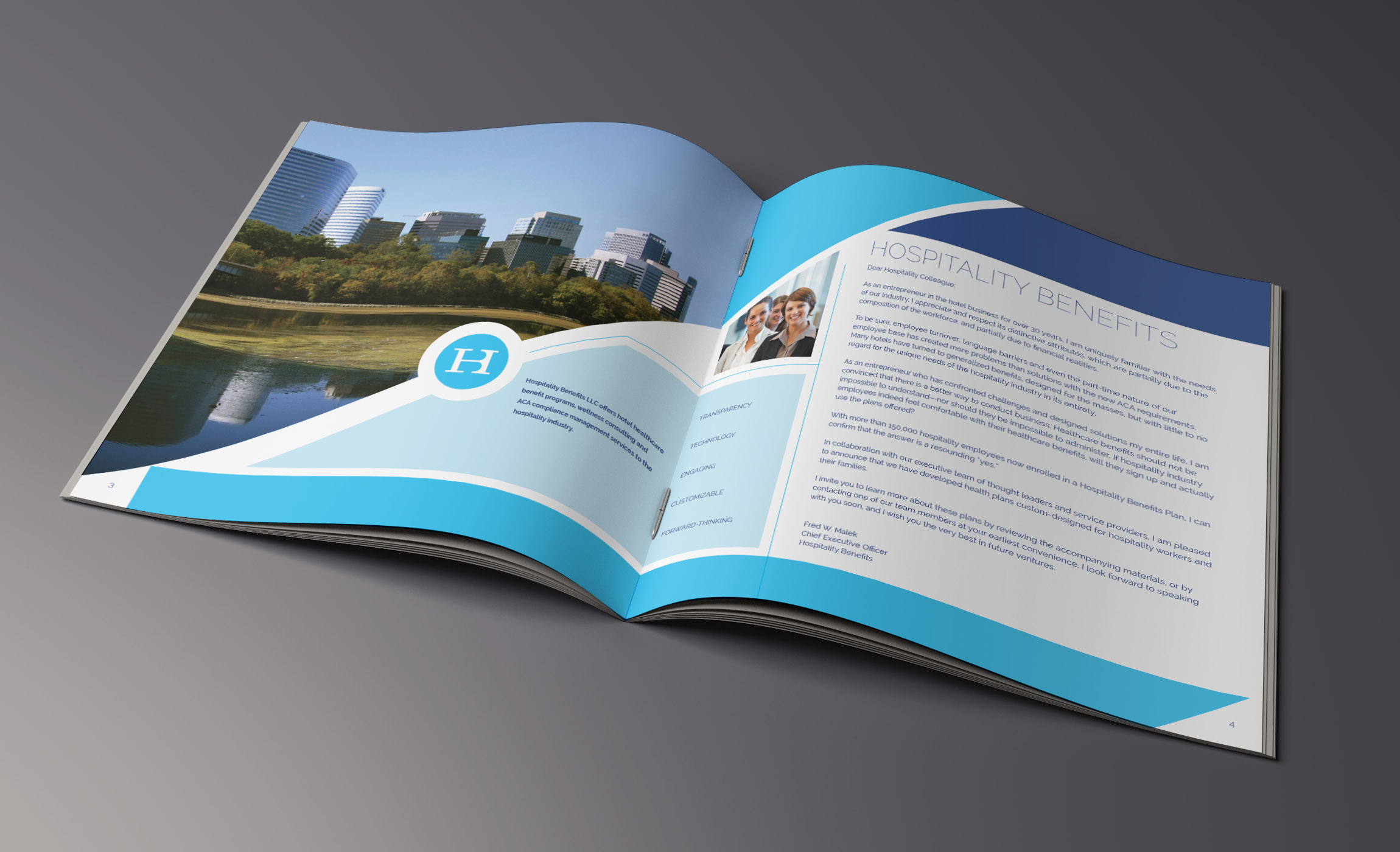 Hospitality Benefits Brochure