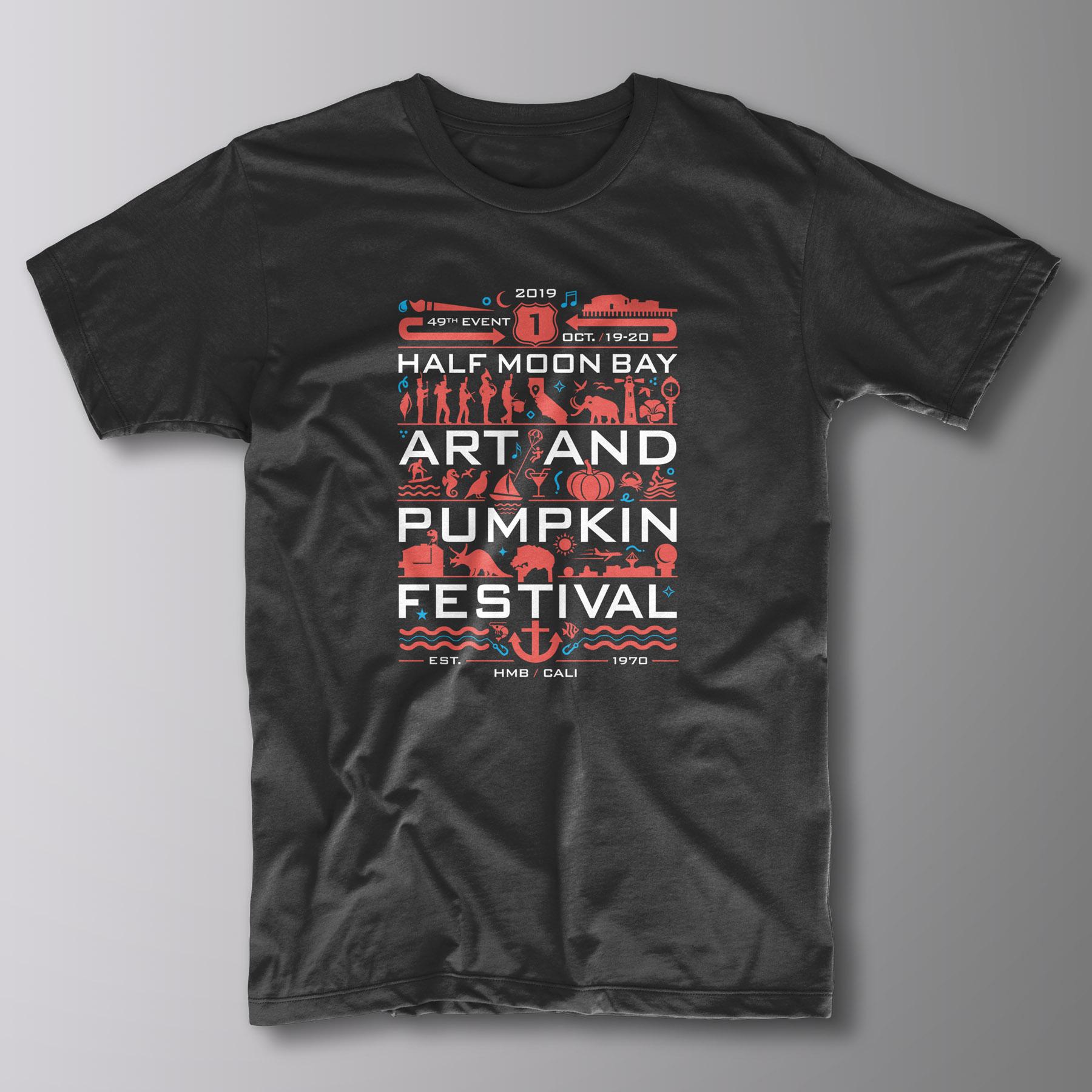 HMB T-Shirt Design