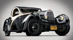Old Bugatti