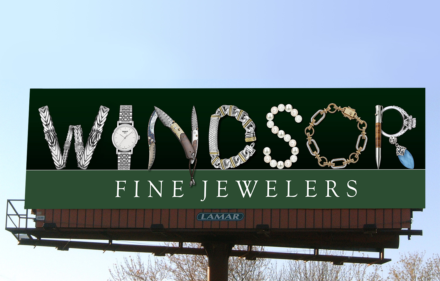 Windsor Fine Jewelers Board