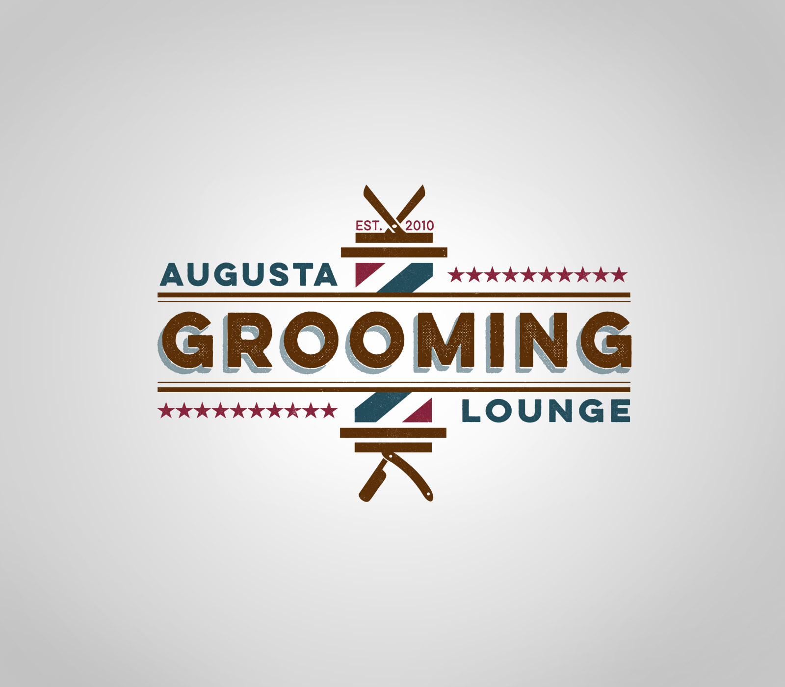 Augusta Grooming Lounge Logo
