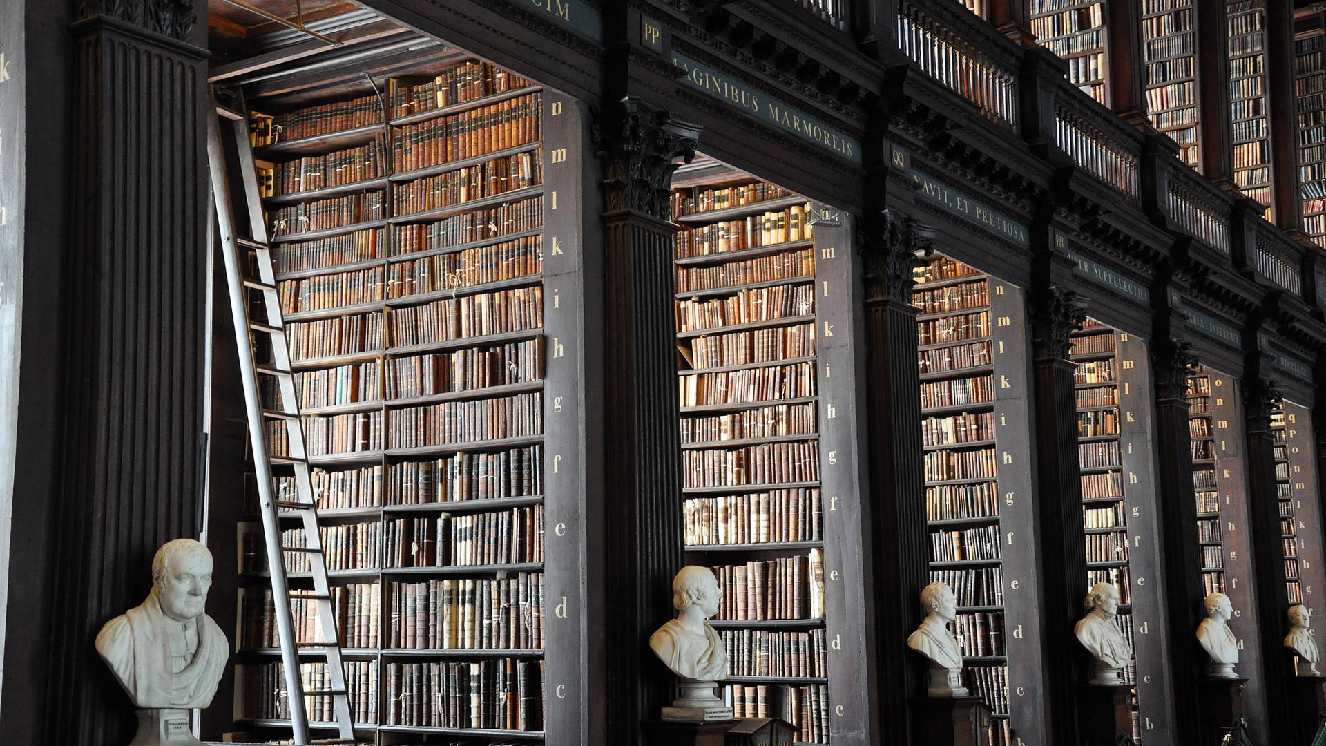 Tradycyjne biblioteki
