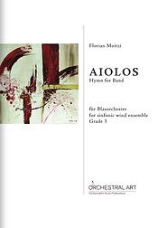 """""""Aiolos"""" Partitur von Florian Moitzi"""