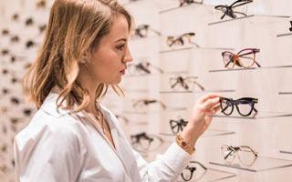 Choisir mes nouvelles lunettes