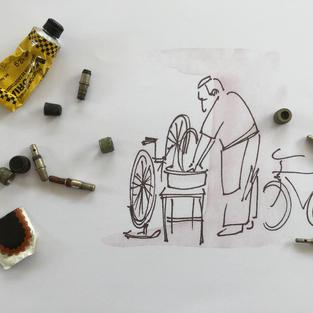 מתקן אופניים