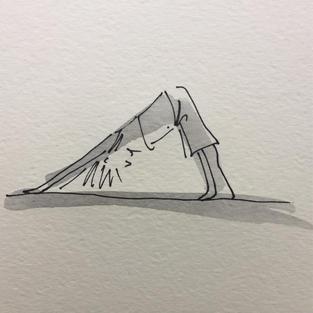 Downward-Facing Dog (Adho Mukha Svanasana)