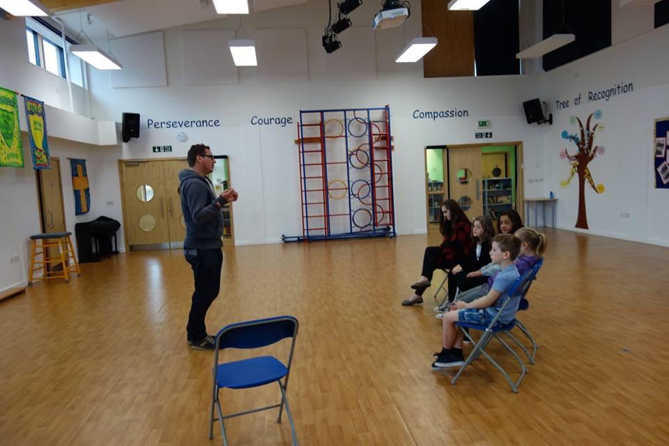 Film Acting Workshop with Jamie Lee Hill