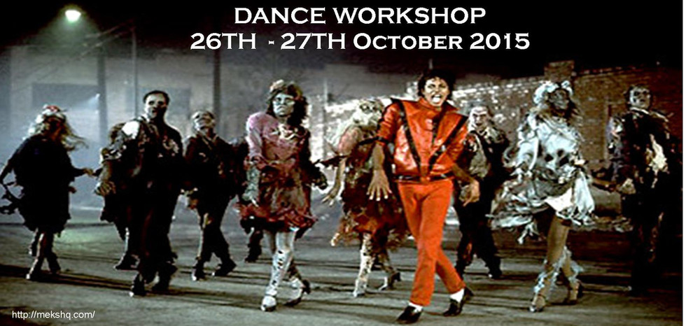 Thriller Dance Workshop