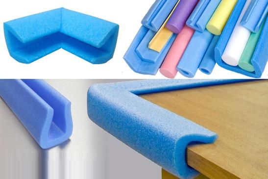 Köşebent Çeşitleri (Kağıt-Köpük-Plastik)