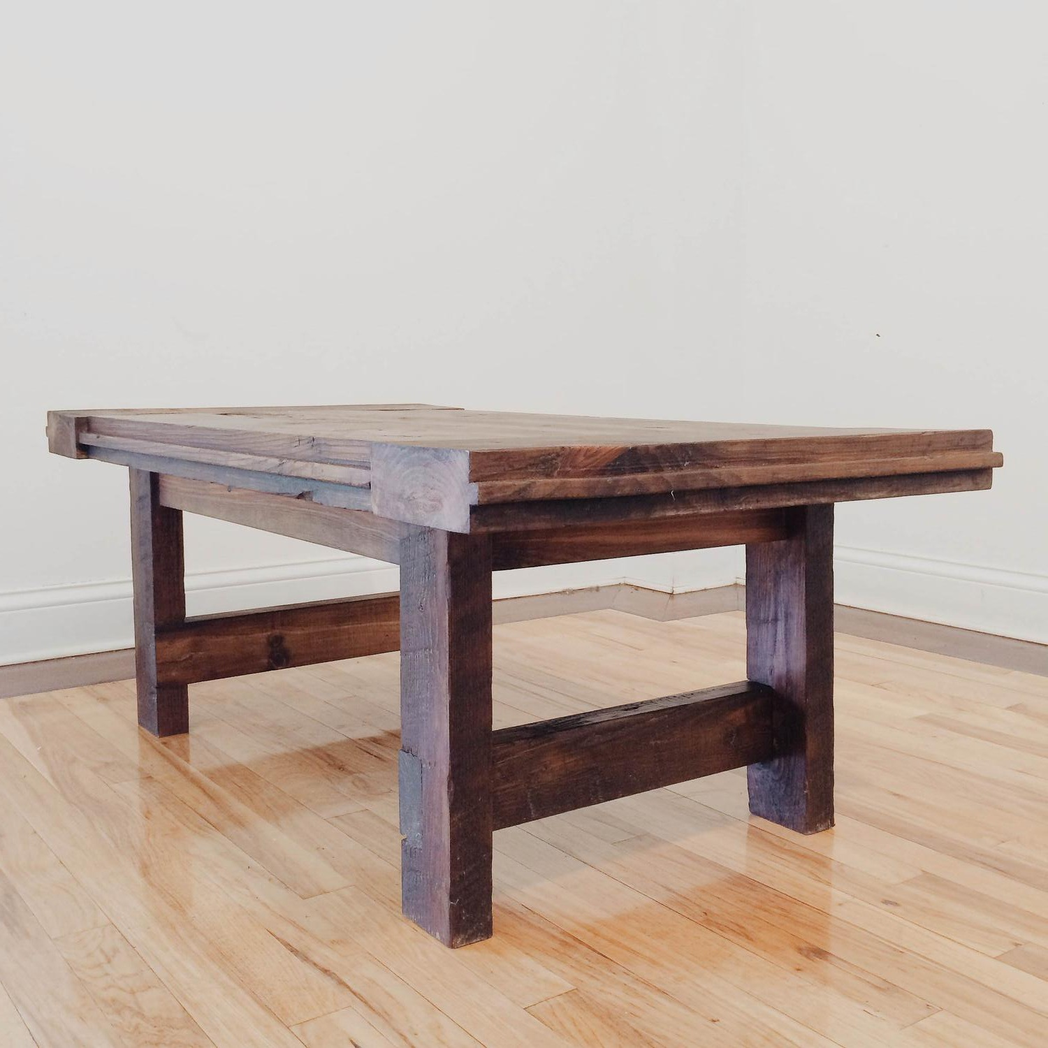 Rustic Reclaimed Table