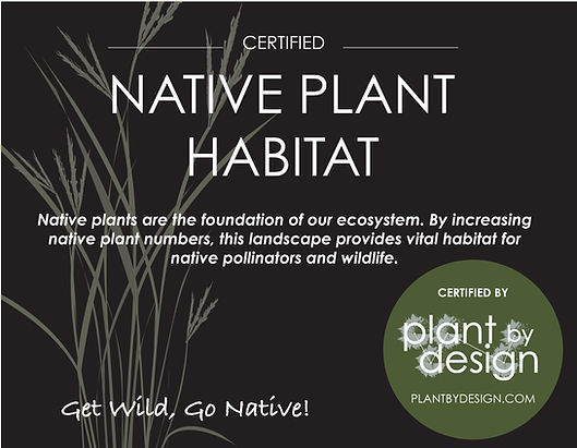Richmond, VA Native Plant Certification